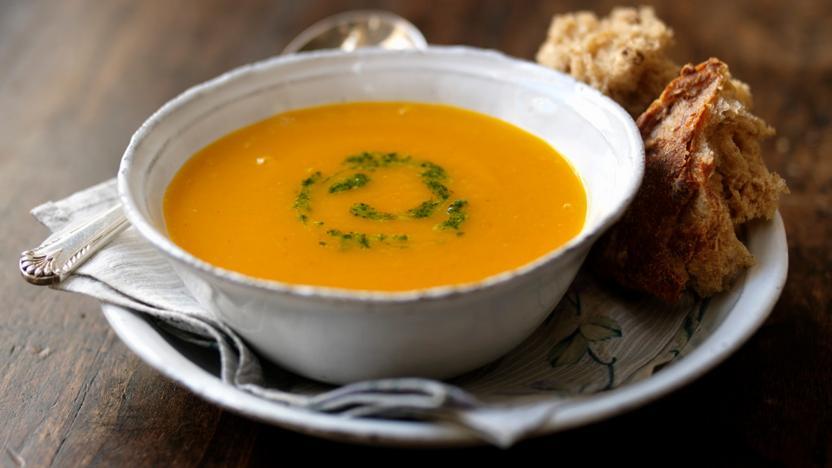 Bbc Food Butternut Squash Soup Recipe