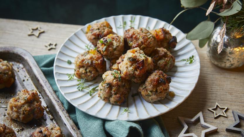 Sausagemeat Stuffing Recipe Bbc Food
