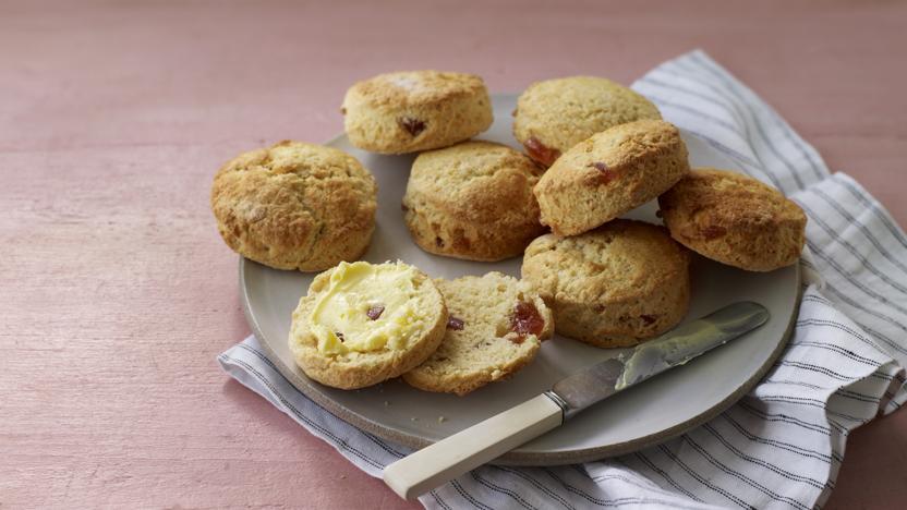 Mary Berrys Scones Recipe Bbc Food