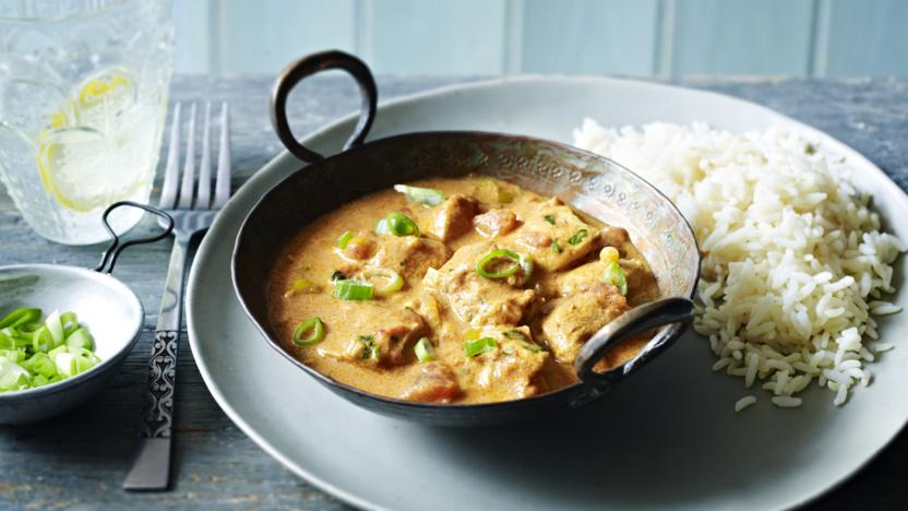 Easy Chicken Curry Recipe Bbc Food