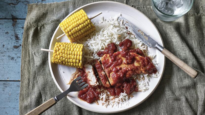 Pork chop recipes - BBC Food