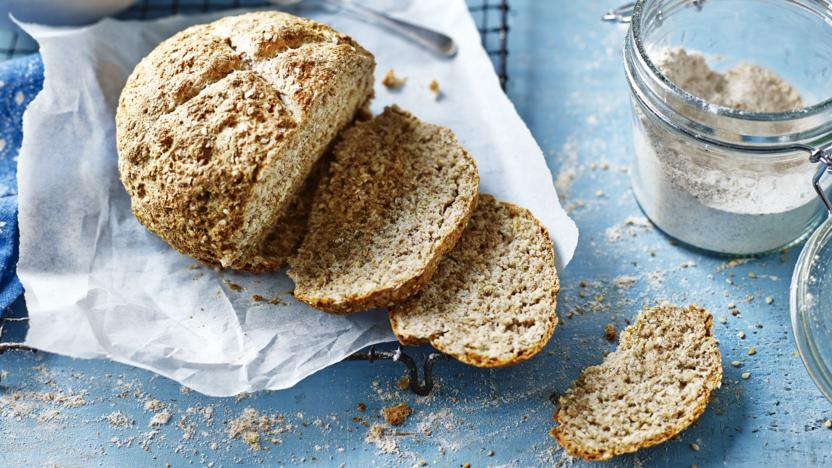 Wholemeal Flour Recipes Bbc Food