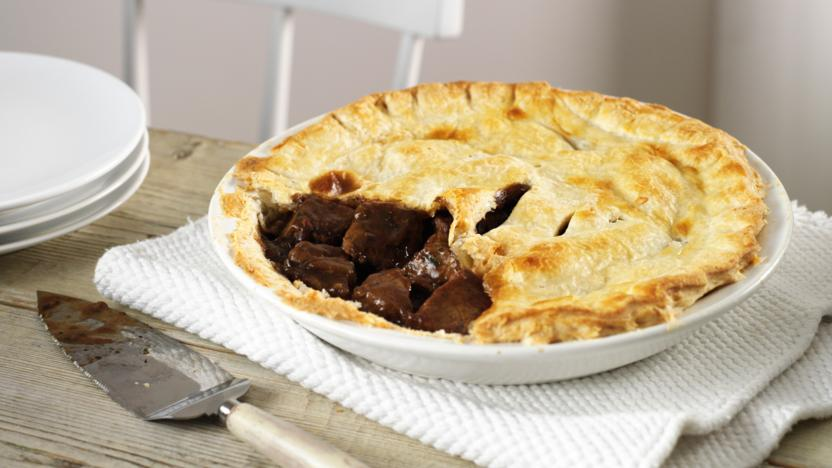 Steak pie recipe - BBC Food