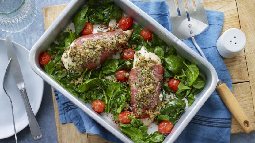 Easy Chicken Recipes Bbc Food