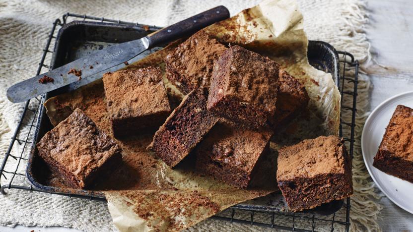 Sugar free chocolate brownies recipe bbc food sugar free chocolate brownies forumfinder Image collections