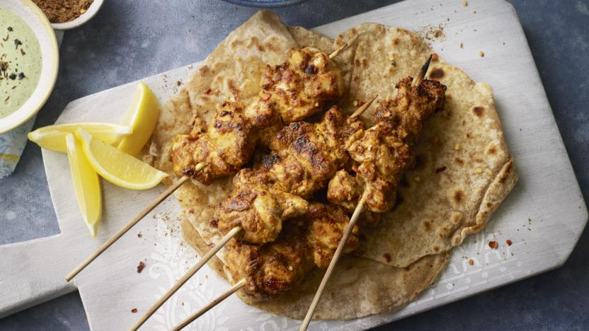 Tandoori chicken tikka recipe