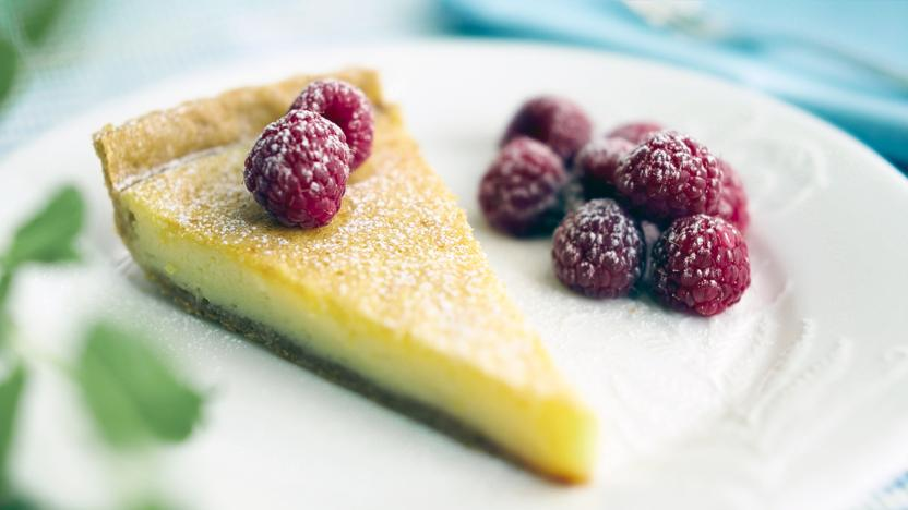 Mary Berry's lemon tart