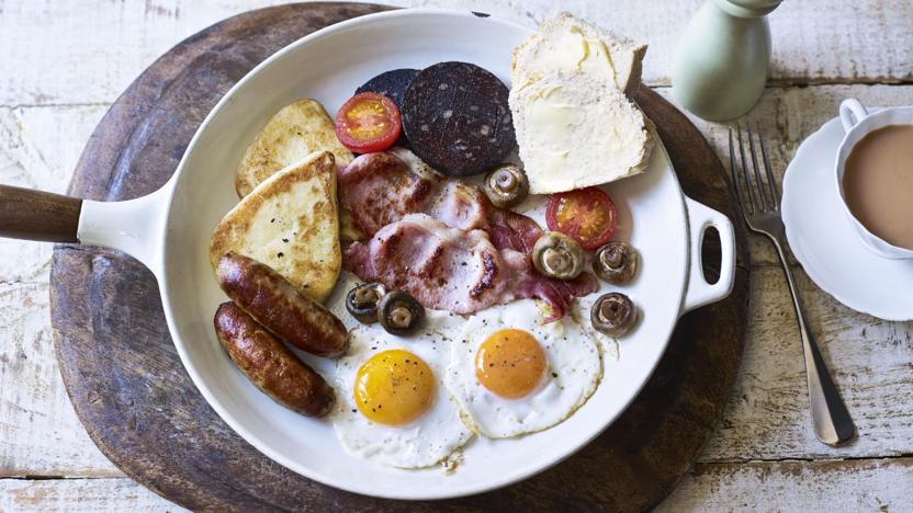 The Ulster fry