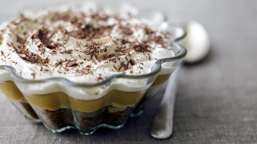 Easy Dessert Recipes Bbc Food
