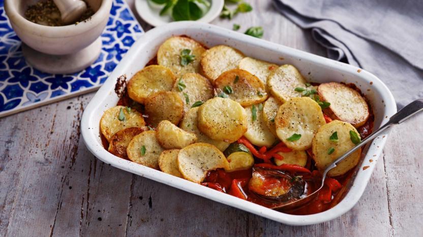 Tuscan fries recipe - BBC Food