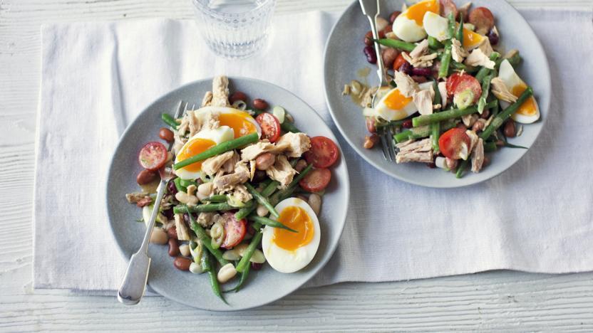 Tuna Bean Salad
