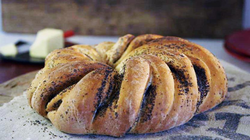 Twister bread