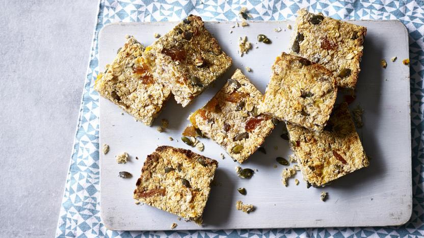 Pumpkin seed recipes - BBC Food