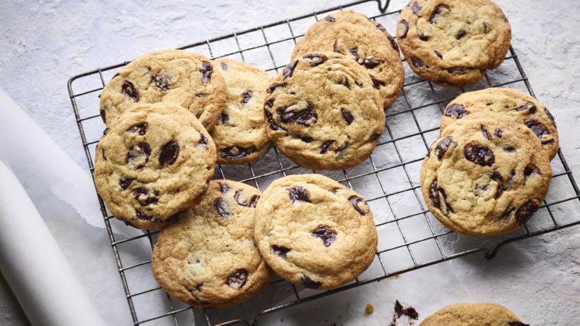 Vegan Chocolate Chip Cookies Recipe Bbc Food