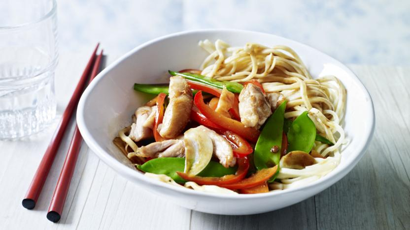 Chicken Stir Fry Recipe Bbc Food