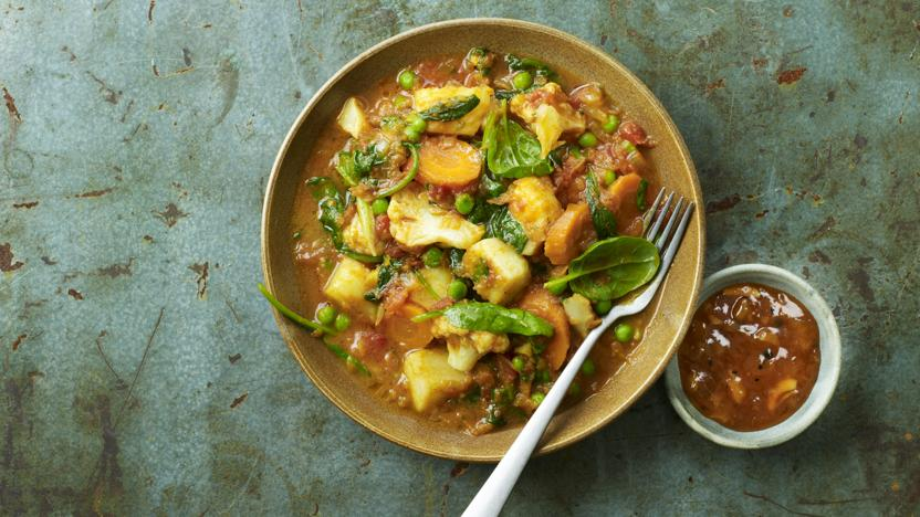 Bbc good food vegetable curry recipe