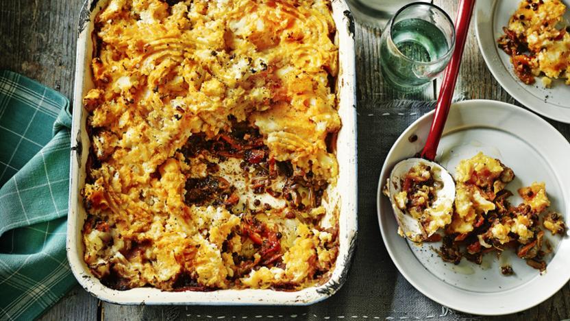 Veggie shepherds pie recipe bbc food veggie shepherds pie forumfinder Image collections