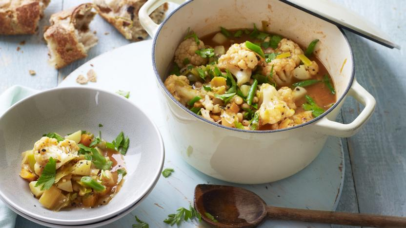 Versatile vegetable stew recipe bbc food versatile vegetable stew forumfinder Image collections