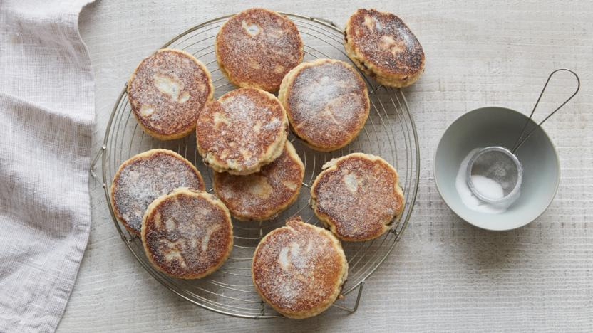 Classic Welsh Cakes