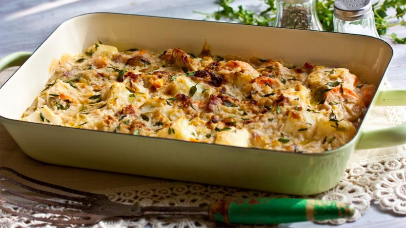 West country gratin