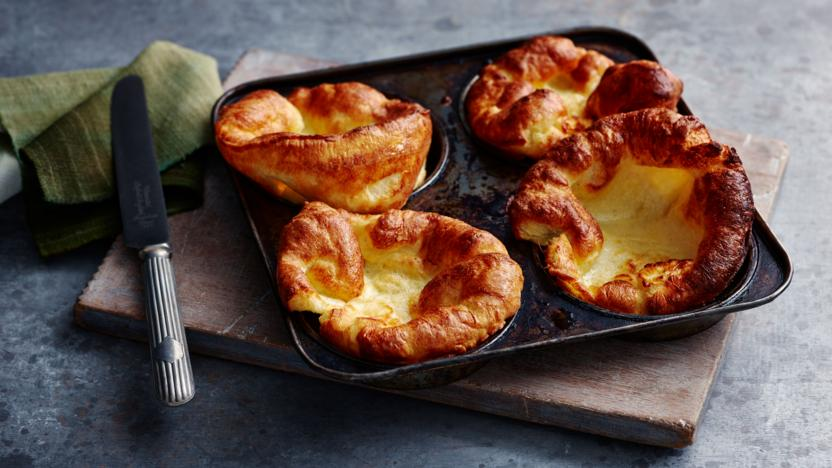 James Martin's Yorkshire pudding