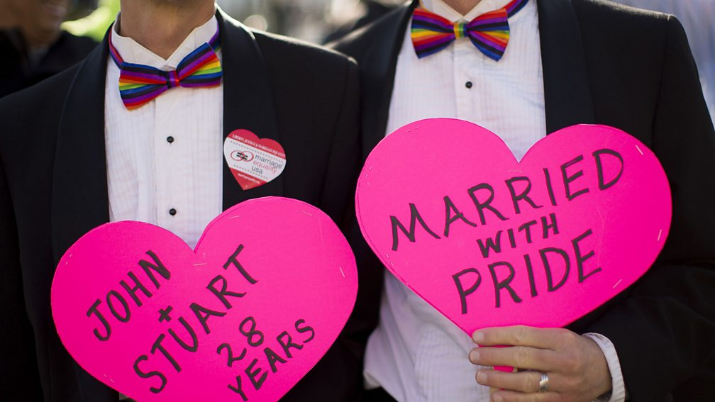 How Corporate America Got Ahead Of The Curve On Gay Marriage