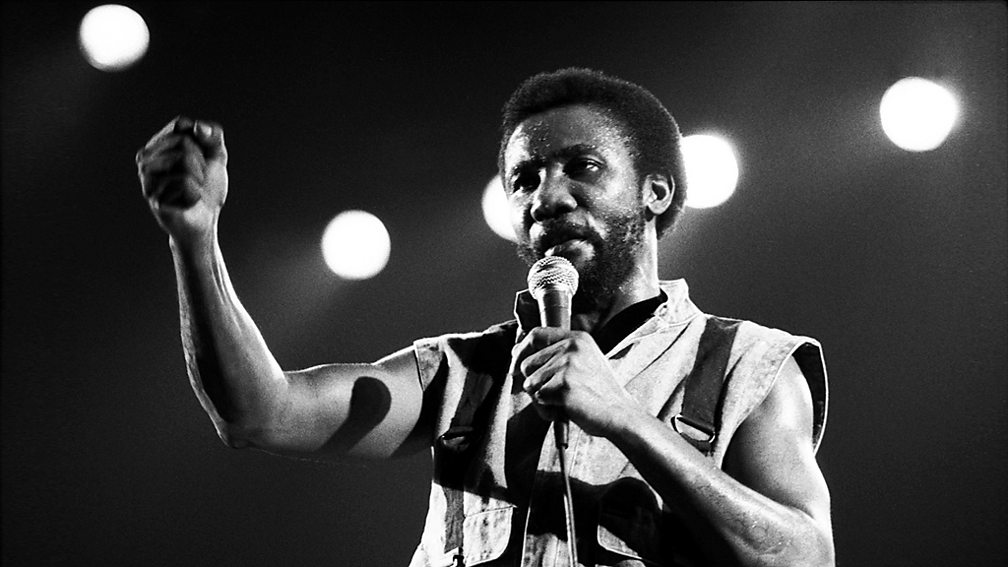 Toots Hibbert of Toots & The Maytals