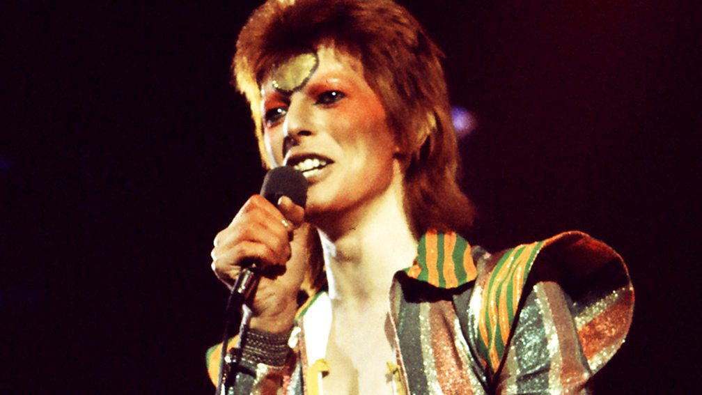 An intimate portrait of five key years in David Bowie's career. Featuring a wealth of previously unseen archive this film looks at how Bowie continually evolved, from Ziggy Stardust to the soul star of Young Americans and the 'Thin White Duke'.