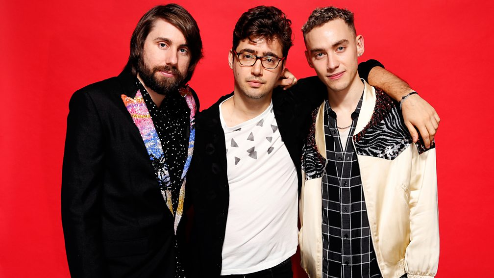 Years and Years at BBC Music Awards 2015