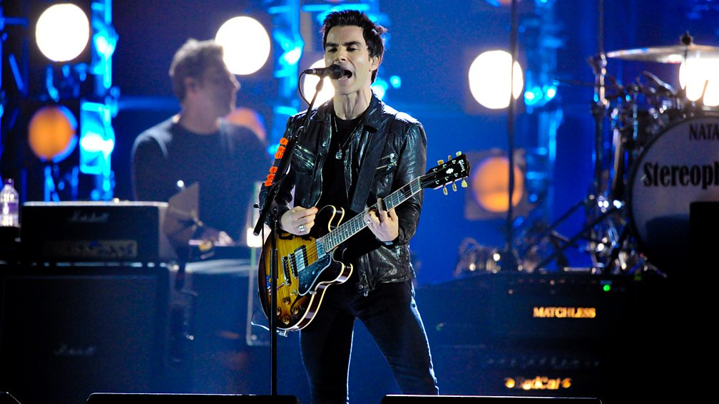 Stereophonics at BBC Music Awards 2015