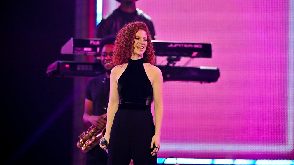 Jess Glynne at BBC Music Awards 2015