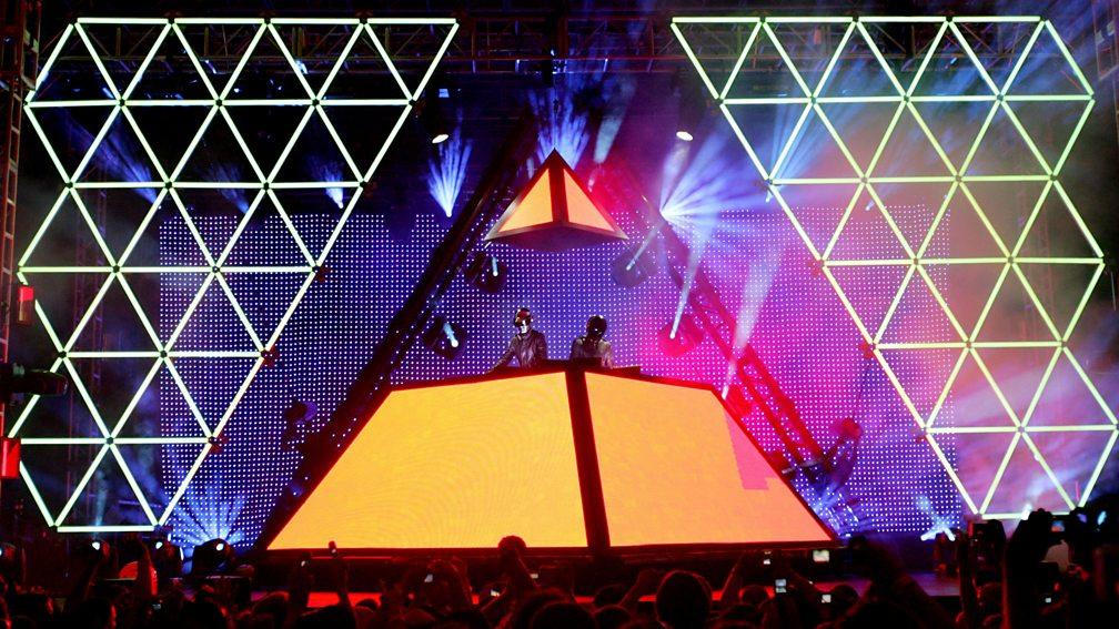 Daft Punk at Coachella, 2006