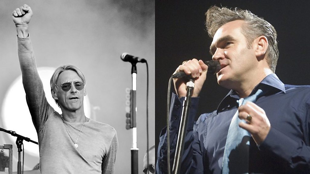 Jam/Style Council/Paul Weller Vs. The Smiths/Morrissey