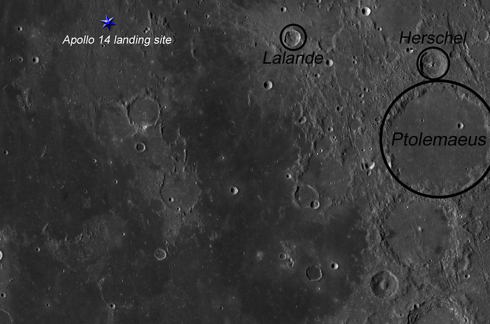 apollo 14 landing site - 896×592