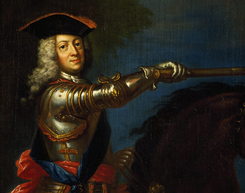 Portrait of George I by Godfrey Kneller (DeAgostini/Getty Images)