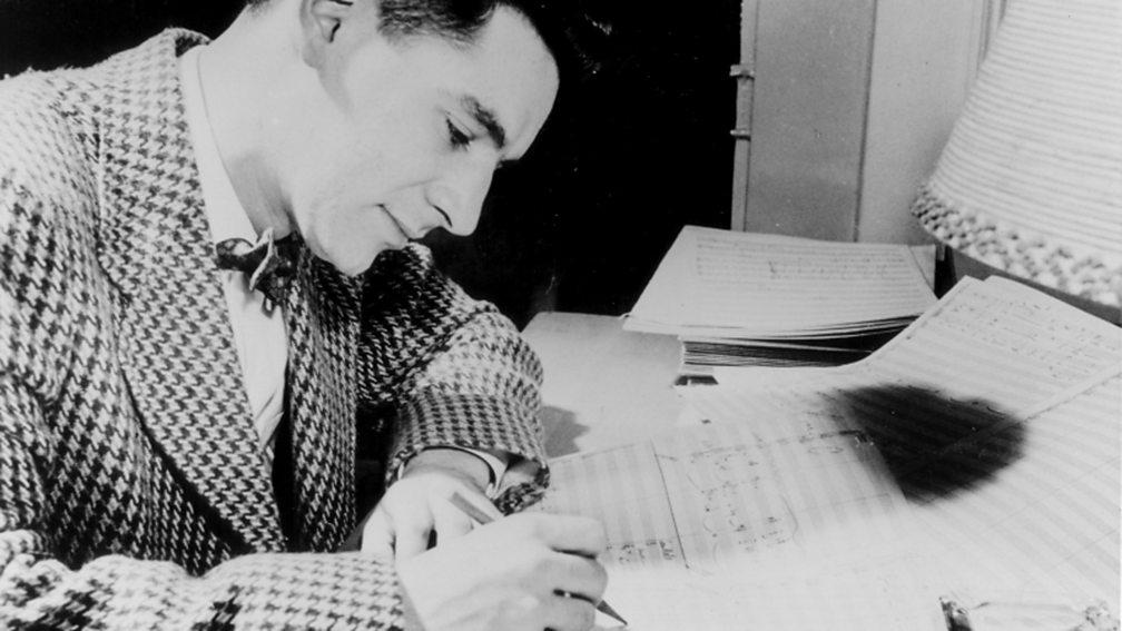 Image courtesy of The Leonard Bernstein Office Inc