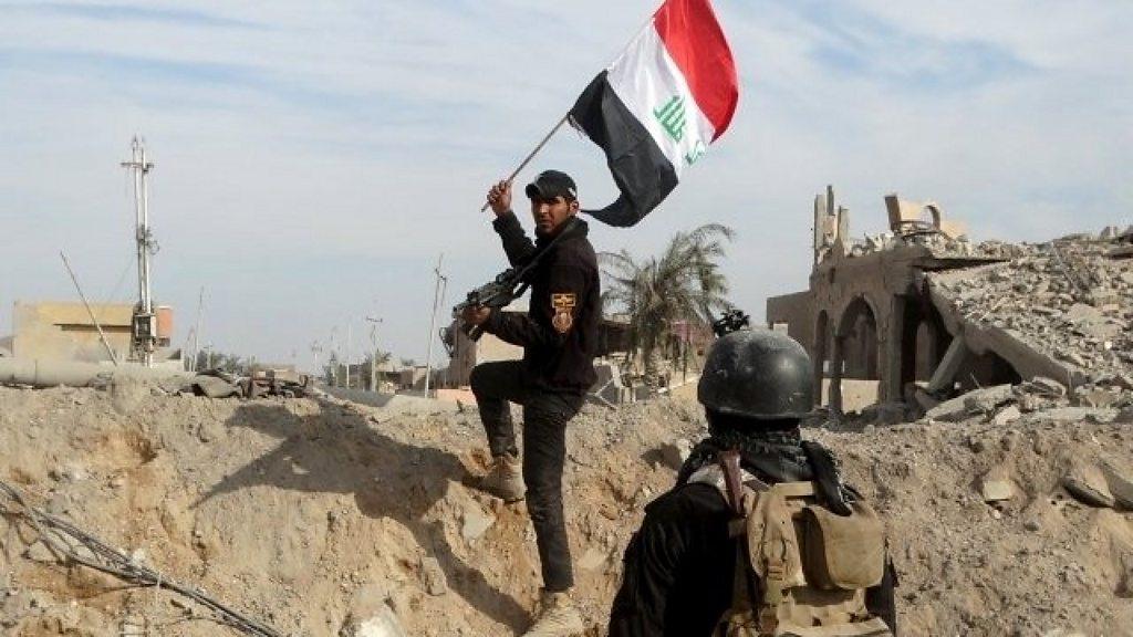イラク軍が要衝を奪回 敗走から半年余りで
