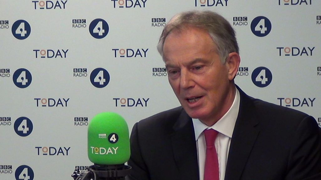 Blair: World better because of Iraq War