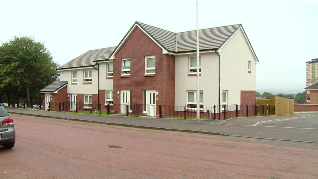 north lanarkshire council pledges to build 1 000 new homes