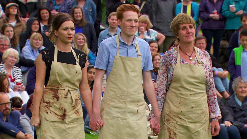 Great British Bake Off winner revealed - BBC News