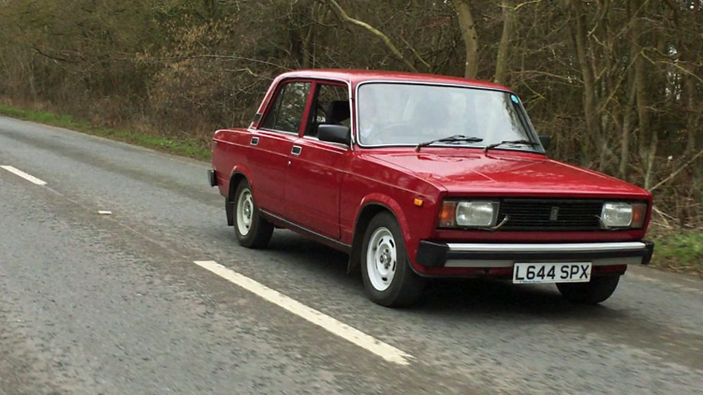 Is the humble Lada now a classic car? - BBC News