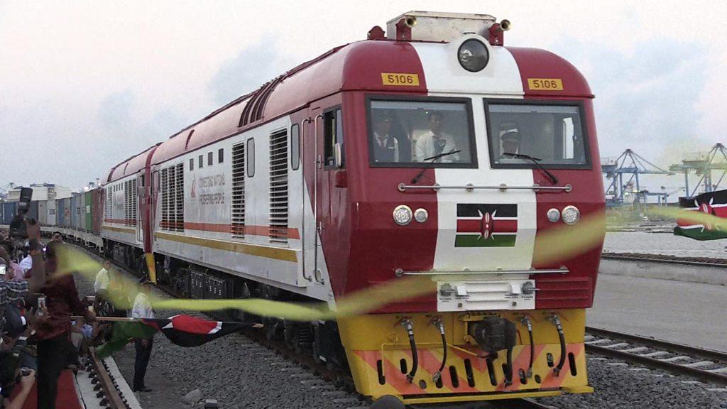 Food Train Nairobi Menu