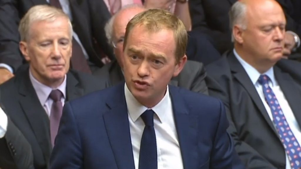 Reformed Theology Farron quits as Lib Dem leader over clash between faith and politics - BBC News  Calvinism
