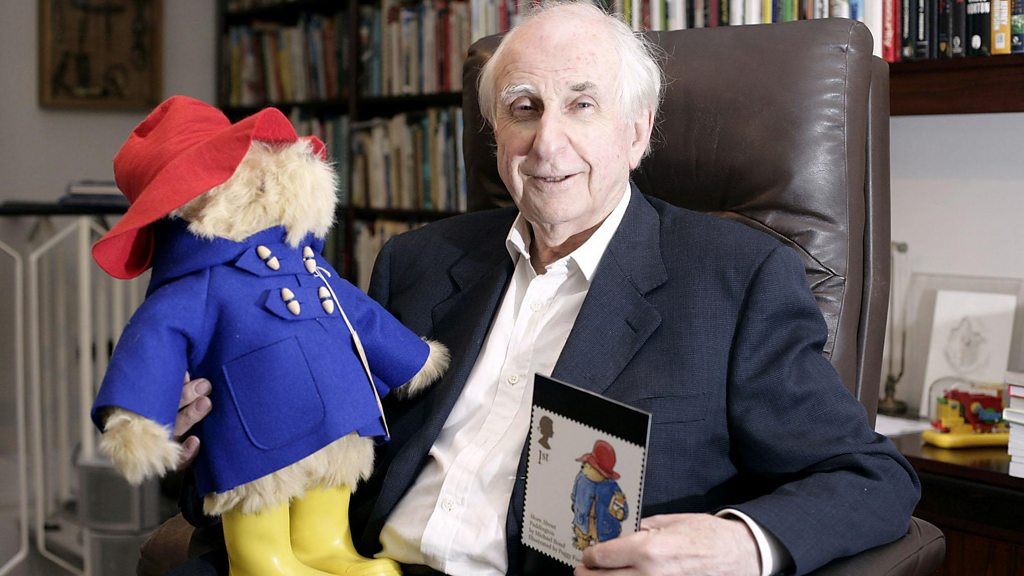 Paddington Bear creator Michael Bond dies - BBC News