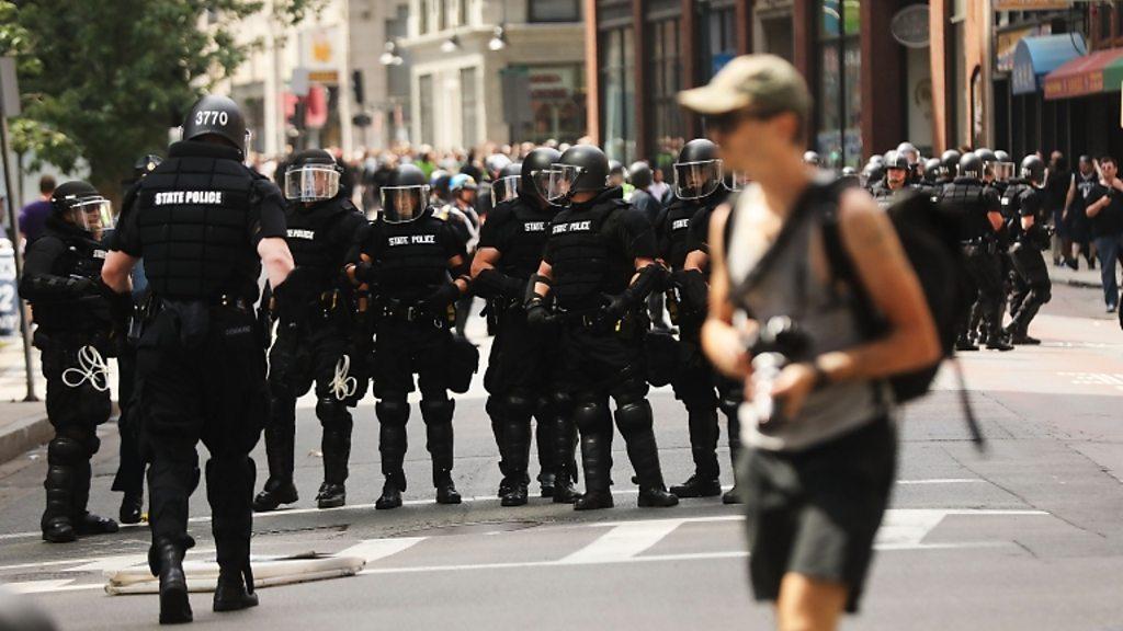 """Полиция ликвидировала """"Автономную Зону Черного Дома"""""""