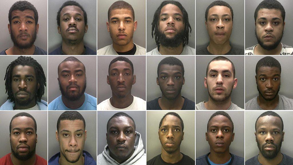 Birmingham Gangs Banned From City In Landmark Ruling Bbc