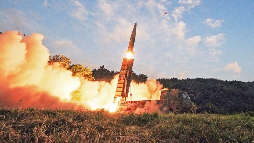 N Korea accuses US of declaring war