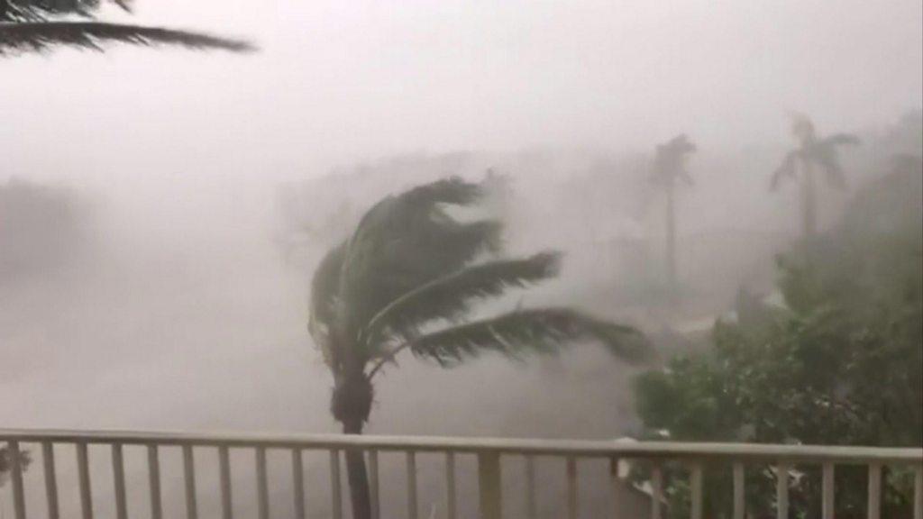 Hurricane Irma: Quarter of Florida Keys homes 'destroyed'