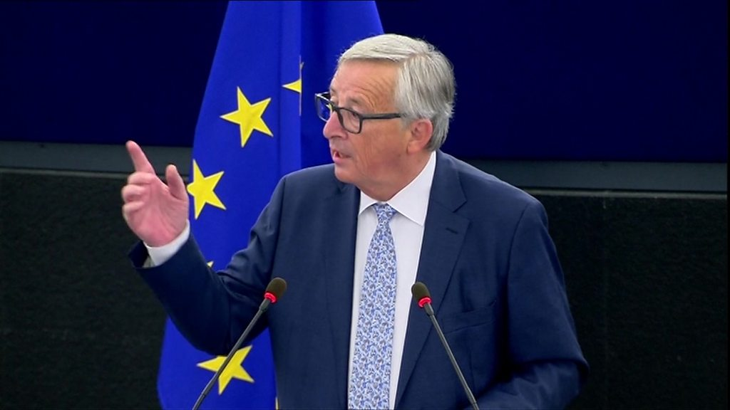 UK will soon regret Brexit - Juncker