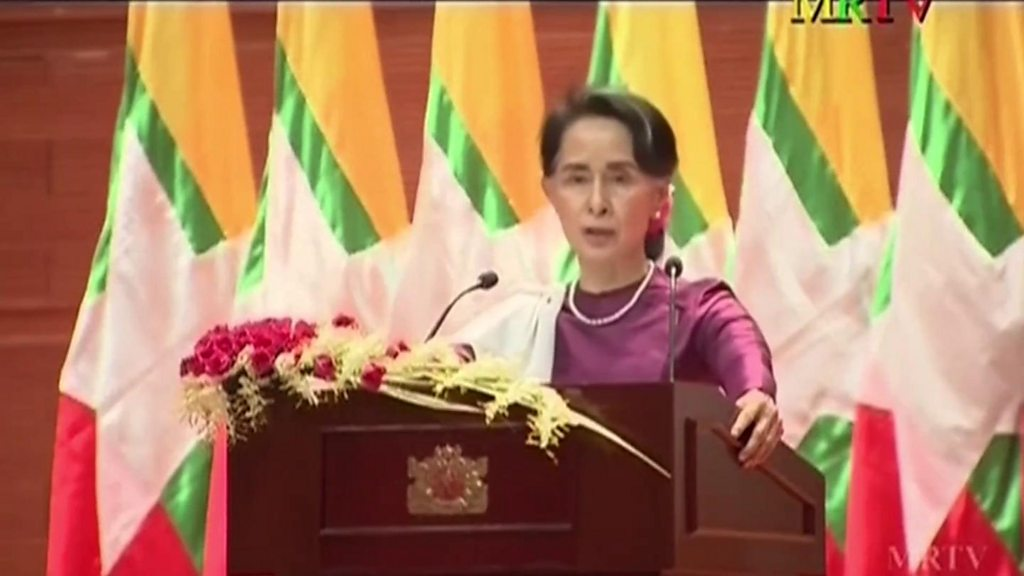 Rohingya crisis: Suu Kyi does not fear global 'scrutiny'